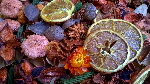 christmas potpourri fruity orange