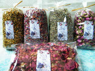 dried lavender dried flowers packs