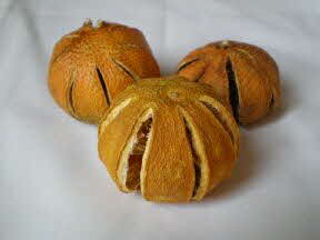 dried oranges whole