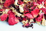 rose petal confetti mix
